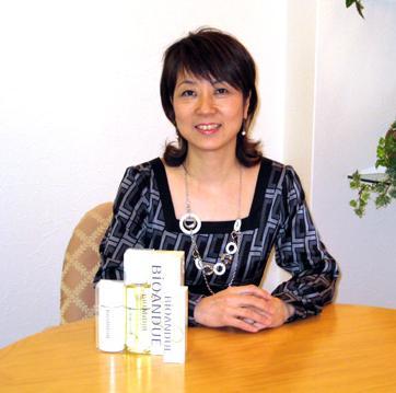 【これからもレベルの高い商品を提供し、社会に貢献していきたい】 吉村 美佐子(コスメ・サプリメント製造会社経営)